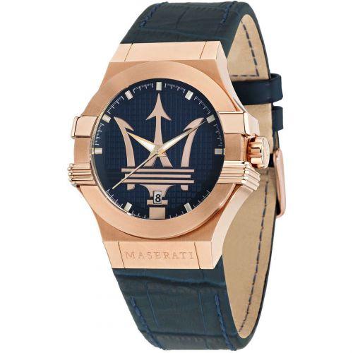 Orologio Solo Tempo Uomo Maserati Potenza R8851108027