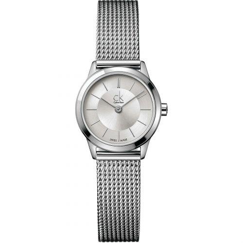 Orologio Solo Tempo Donna Calvin Klein Minimal K3M23126