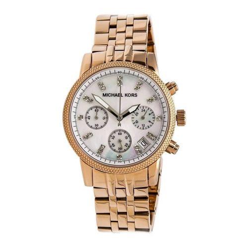 Orologio Cronografo Donna Michael Kors Ritz MK5026