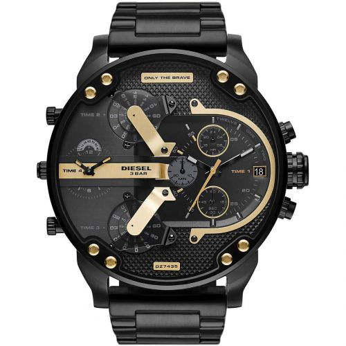 Orologio Cronografo Uomo Diesel Mr. Daddy 2.0 DZ7435