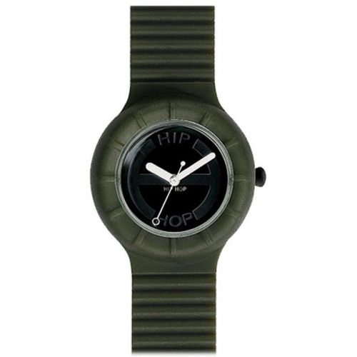 Orologio Hip Hop Hero HWU0019 Verde Scuro con Quadrante Nero