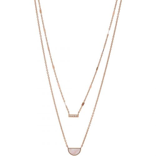 Collana Donna Fossil Vintage Iconic JF03135791