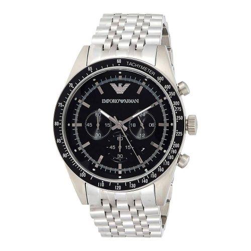 Orologio Cronografo Uomo Emporio Armani Classic AR5988