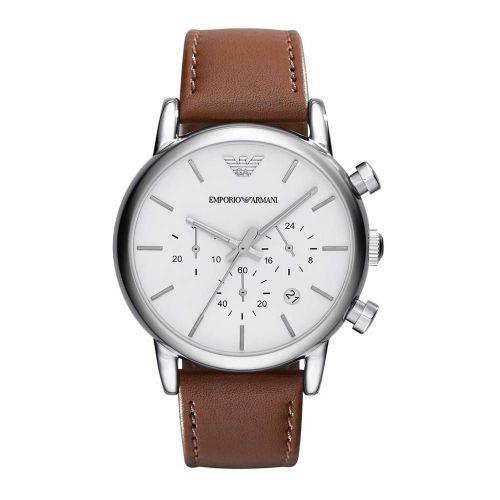 Orologio Cronografo Uomo Emporio Armani Classic AR1846