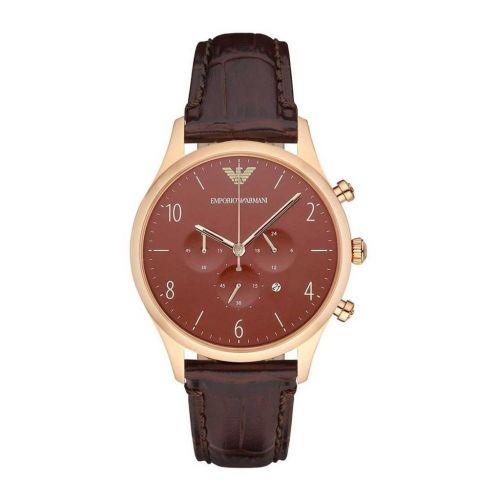 Orologio Cronografo Uomo Emporio Armani Classic AR1890