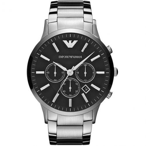 Orologio Cronografo Uomo Emporio Armani Renato AR2460