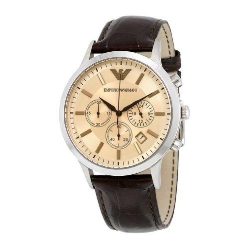 Orologio Cronografo Uomo Emporio Armani Renato AR2433