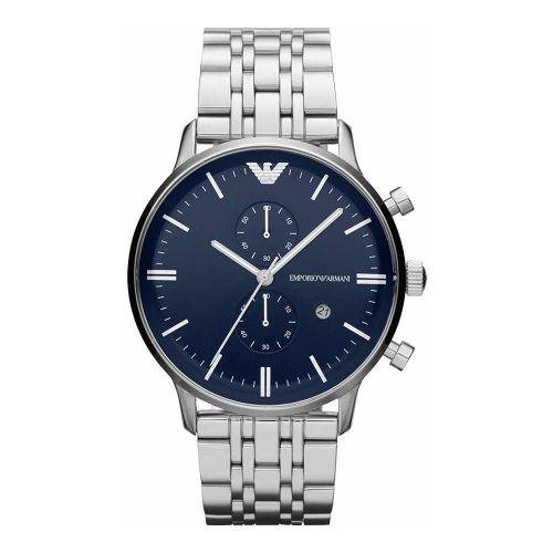 Orologio Cronografo Uomo Emporio Armani Classic AR1648