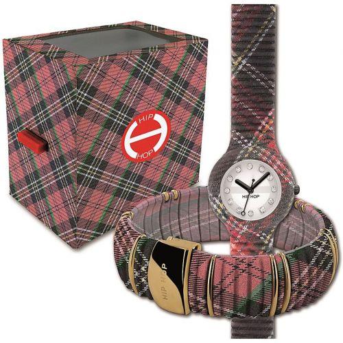 Orologio Hip Hop Special box HK0035 Orologio e Bracciale Coordinato