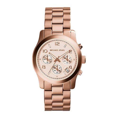 Orologio Cronografo Donna Michael Kors Runway MK5128