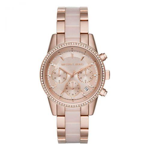 Orologio Cronografo Donna Michael Kors Ritz MK6307
