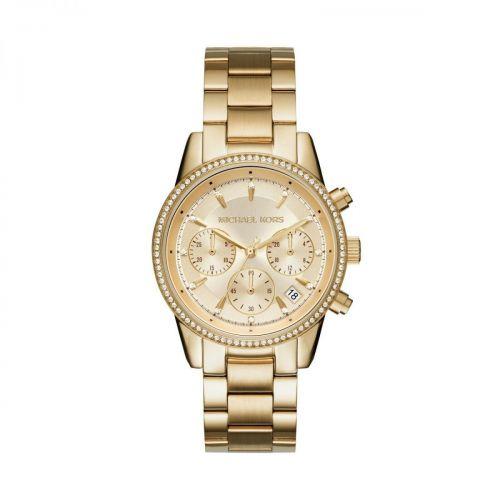 Orologio Cronografo Donna Michael Kors Ritz MK6356
