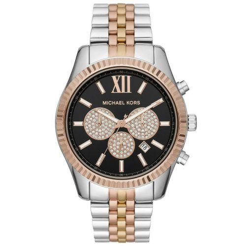 Orologio Cronografo Uomo Michael Kors Lexington MK8714