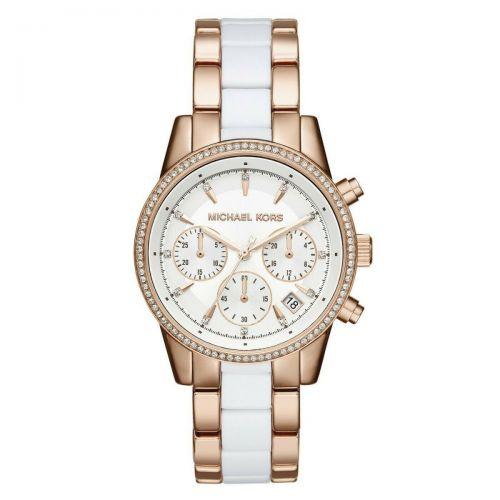 Orologio Cronografo Donna Michael Kors Ritz MK6324