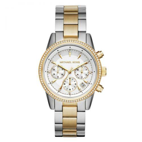 Orologio Cronografo Donna Michael Kors Ritz MK6474