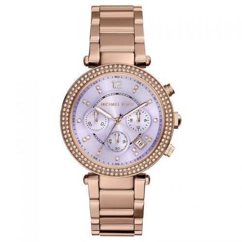 Orologio Cronografo Donna Michael Kors Parker MK6169