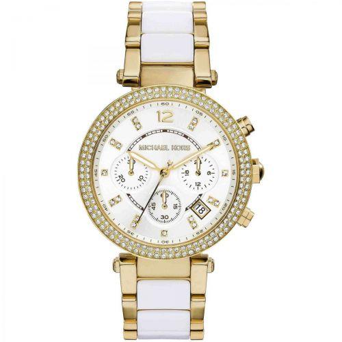 Orologio Cronografo Donna Michael Kors Parker MK6119