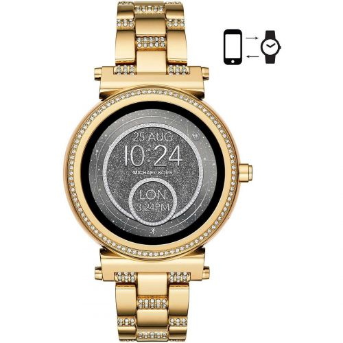 Orologio Smartwatch Donna Michael Kors Sofie MKT5023