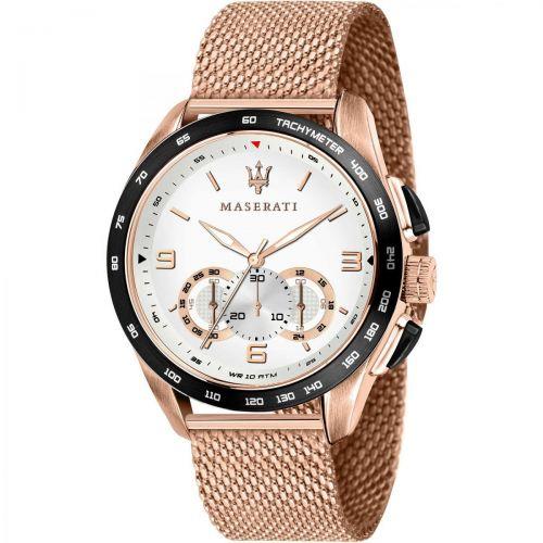 Orologio Cronografo Uomo Maserati Traguardo R8873612011