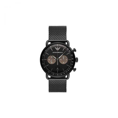 Orologio Cronografo Uomo Emporio Armani Aviator AR11142