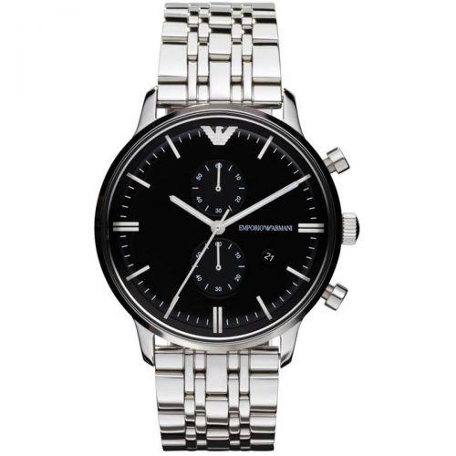 Orologio Cronografo Uomo Emporio Armani Gianni AR0389