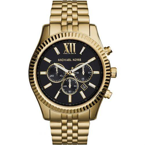 Orologio Cronografo Uomo Michael Kors Lexington MK8286