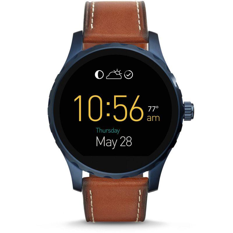 Smartwatch Fossil Q Marshal FTW2106 da Uomo