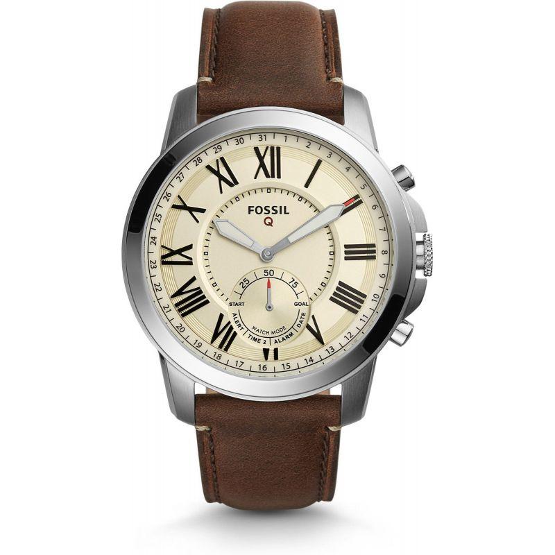 Smartwatch Ibrido Fossil Q Grant FTW1118 da Uomo