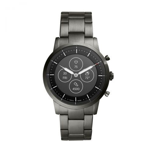 Orologio Smartwatch Uomo Fossil Collider Hybrid FTW7009
