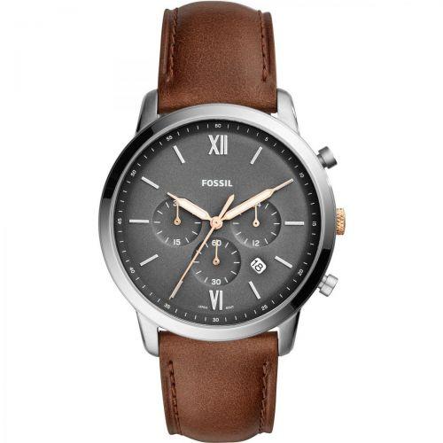 Orologio Cronografo Uomo Fossil Neutra FS5408
