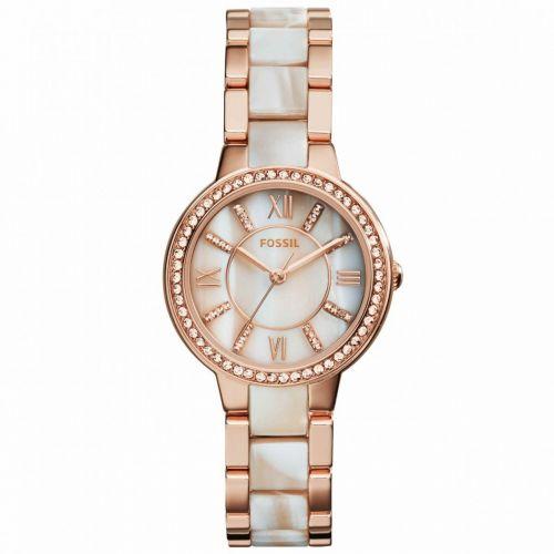 Orologio Solo Tempo Donna Fossil Virginia ES3716