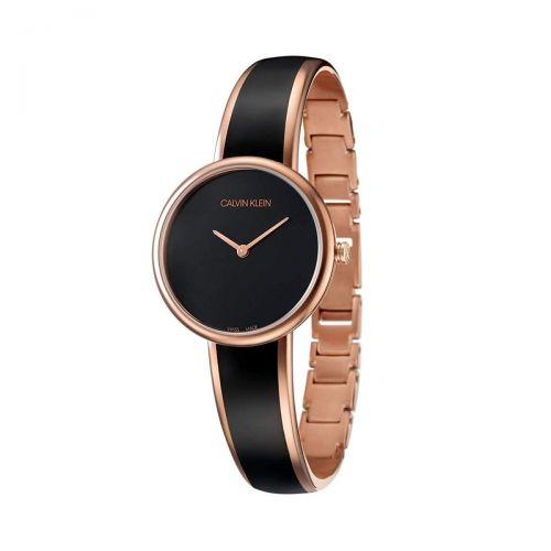 Orologio Solo Tempo Uomo Calvin Klein Seduce K4E2N611