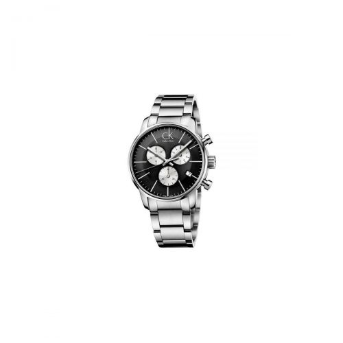 Orologio Cronografo Uomo Calvin Klein City K2G2714X