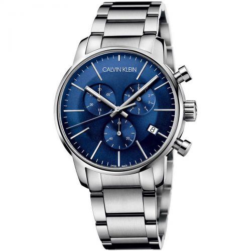 Orologio Cronografo Uomo Calvin Klein City K2G2714N