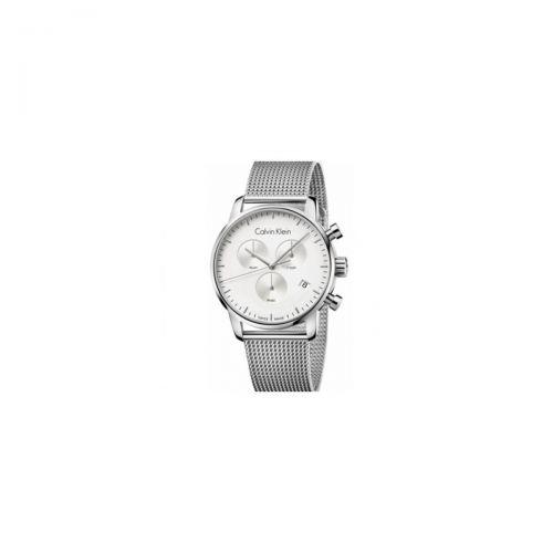 Orologio Cronografo Uomo Calvin Klein City K2G27126