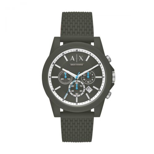 Orologio Cronografo Uomo Armani Exchange Outerbanks AX1346