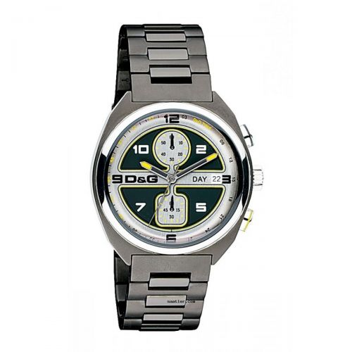 Orologio Cronografo Uomo D&g Song DW0302