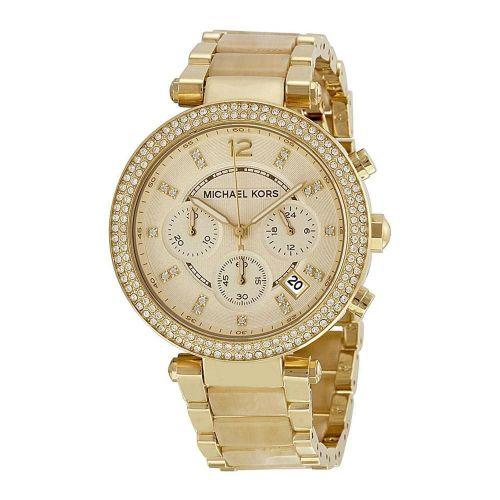 Orologio Multifunzione Donna Michael Kors Parker MK5780
