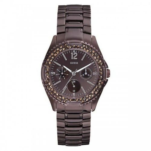 Orologio Multifunzione Donna Guess Rock Candy W15531L1