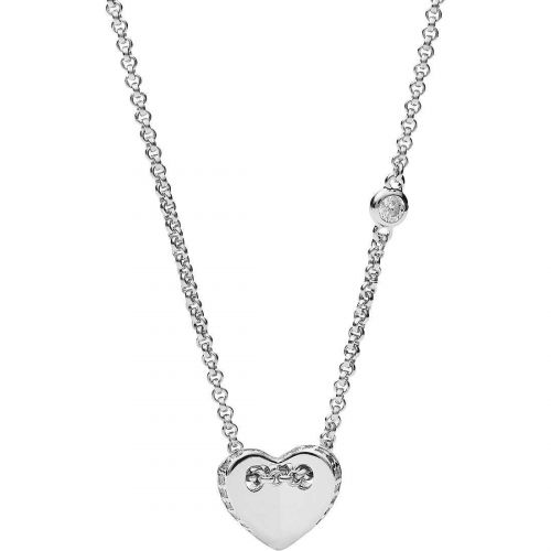 Collana Donna Fossil Sterling Silver JFS00425040