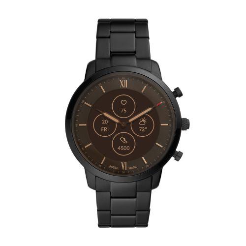 Orologio Smartwatch Uomo Fossil Neutra Hybrid Hr Orologio Smartwatch FTW7027