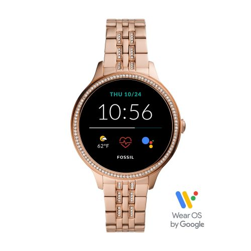 Orologio Smartwatch Donna Fossil Steeler FTW6073