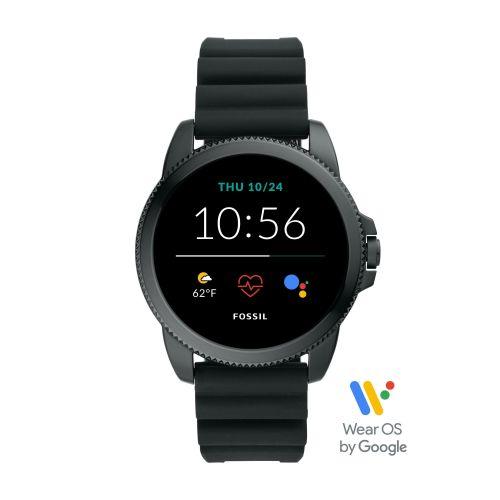 Orologio Smartwatch Uomo Fossil Steeler FTW4047