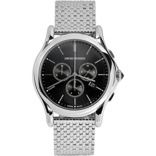 Orologio Cronografo Uomo Emporio Armani Swiss Swiss ARS4005