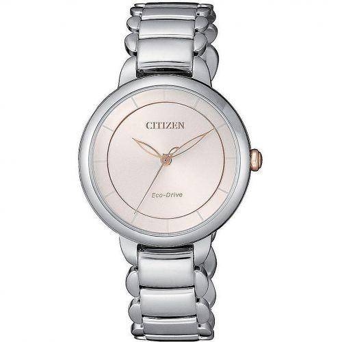 Orologio Solo Tempo Donna Citizen Lady EM0676-85X