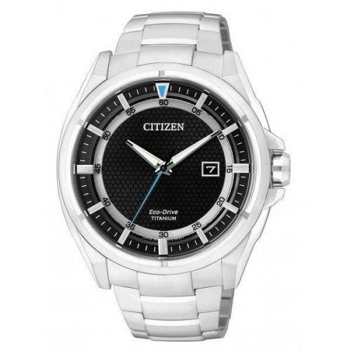Orologio Solo Tempo Uomo Citizen Supertitanio AW1400-52E
