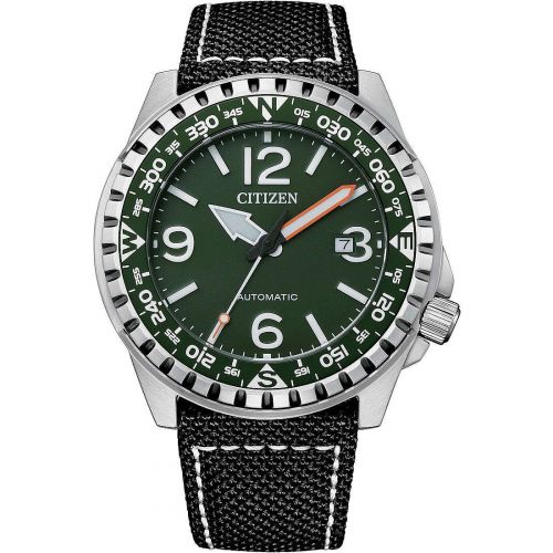 Orologio Solo Tempo Uomo Citizen Military NJ2198-16X