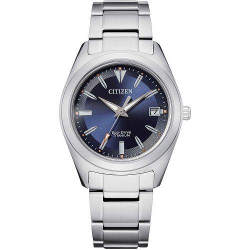 Orologio Solo Tempo Donna Citizen Supertitanio FE6150-85L