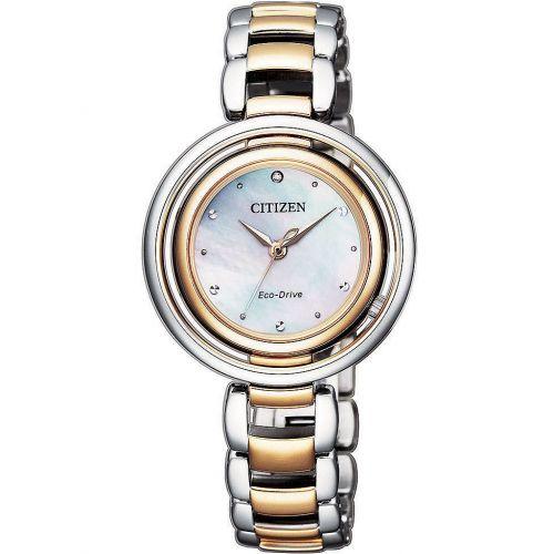 Orologio Solo Tempo Donna Citizen L Arcly EM0666-89D