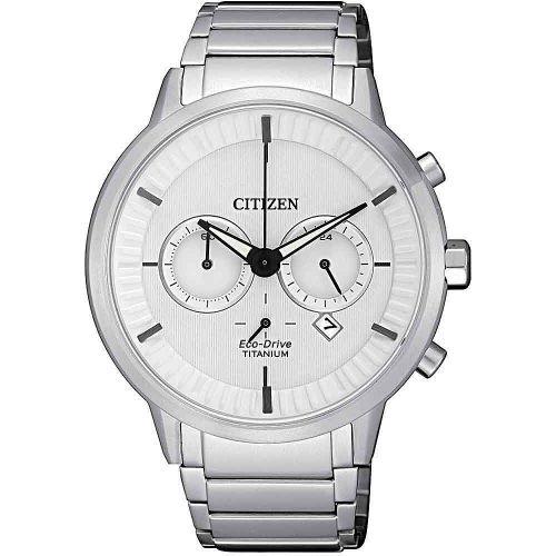 Orologio Cronografo Uomo Citizen Supertitanio CA4400-88A